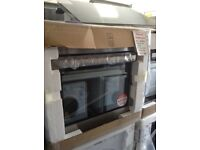 Blomberg 60cm single oven. £200 RRP £250. NEW 12 month Gtee