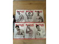 Men's health gym books