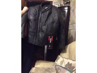 Brand new with tags buffalo leather jacket UK52""