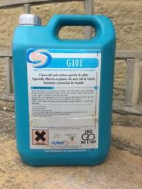 Vehicle and general detergent