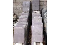 Recycled14x10 inch Welsh slates