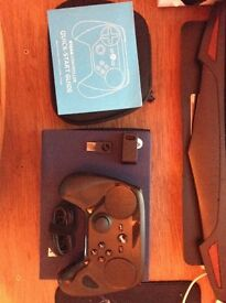 Steam controller with free case