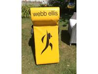 Rugby tackle shield