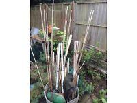 8 bamboo stick