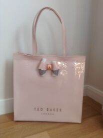 Ted Baker Large Bow Shopper
