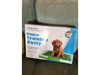 Puppy Loo - toilet training