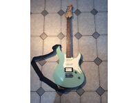 Yamaha Pacifica Electric Guitar and Stagg Gig Bag