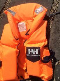 Helly Hansen life jacket 30-40kg