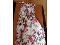 New dresses, size 8.............