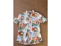 Boys next flower shirt. 11 years