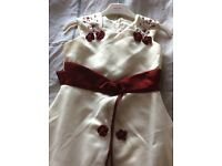 Bridesmaid dresses 2-3, 11-12 yrs and a size 16