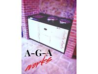 Aga Removal , Installation and Re Enamelling