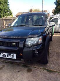 Land Rover freelander hse spares or repairs