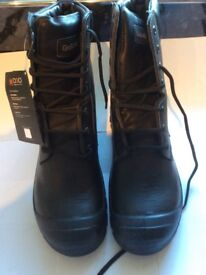 Goliath d30 Safety boots new size 10