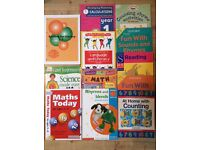 Teaching books KS1 teacher resources literacy maths phonics spelling mixed set new & used BARGAIN