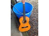 Small child's guitar
