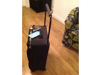 itLuggage 2 suit cases. Worlds light weight