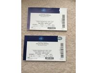 RED HOT CHILI PEPPERS -2 tikets-6th of December -London