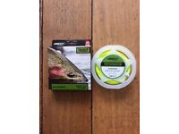 Brand New!!! Airflo Velocity Floating Fly Line WF6F- Optic Green