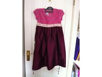 1 BIANNE party dress an Australian design in excellent condition ages 9-10