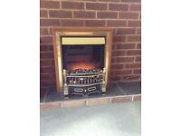 Electric Coal Effect Fire/Heater
