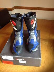 Sidi Vertigo boots size euro 41 UK7