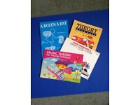 Beginers piano books
