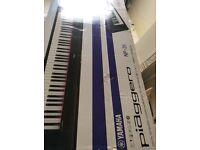 Brand new Yamaha NP31 keyboard