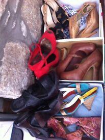 Shoes/Sandals ~ Size 6/EU 39