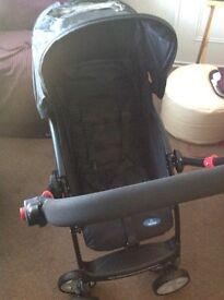 Babystart reversable pushchair