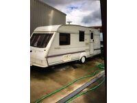 1998 bailey caravan