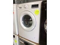 ELECTRA W1449CF2W 7kg 1400spin White Washing Machine with 4 MONTHS WARRANTY