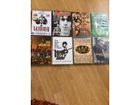 MUSIC DVDs , Great selection, Excellent Condition.