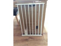 Extra wide safety gate brand new in box