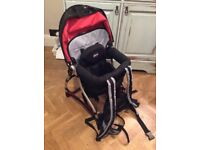 Chicco caddy Backpack Baby Carrier