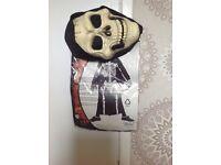 Skeleton Halloween costume age 8/10