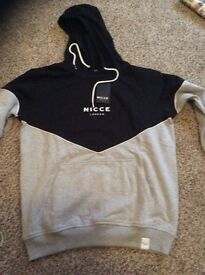 BNWT Genuine NICCE Hoody size Large From Smoke & Pet Free home
