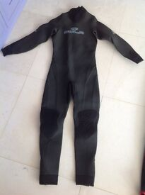 Sola wetsuit full length Medium