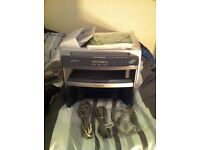CANON LASER PRINTER, SCANNER AND COPIER. NEW!!