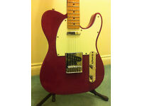 Squier Telecaster & complete electric guitar kit - £120