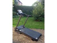 Carl Lewis Electric Treadmill (Delivery Available)