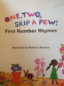 'One Two Skip a Few' - BIG BOOK