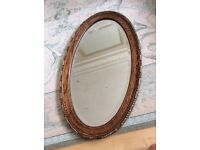 Beautiful mirror, suitable for up-cycle