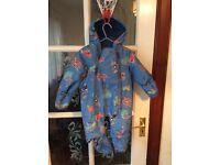 Joules Snow suit 3-6months