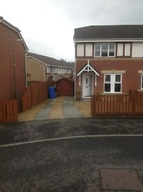 3 bed house to let rent deans livingston private estate 10 min walk livingston north train station