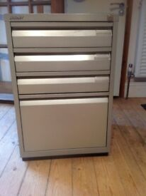 BISLEY metal cabinet x2 original cost £200 each