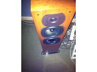 Quad 22L2 Loudspeakers