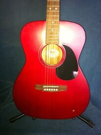 cort acoustic guitar, open to trade/px