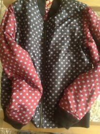 Girls/women's bomber jacket.......size 8.....