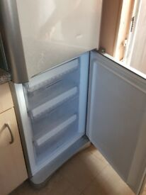 Indesit fridge freezer for sale